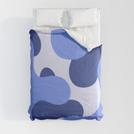 Blue Camo  Comforters