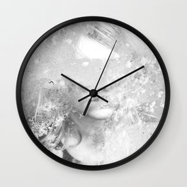 Kill Yourself & The Voices Stop Wall Clock
