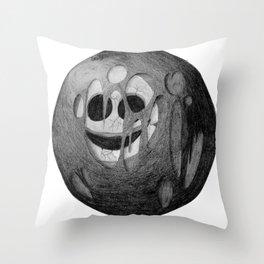 Ball Boi Throw Pillow
