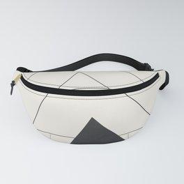 Minimal Geometric Art 02 Fanny Pack