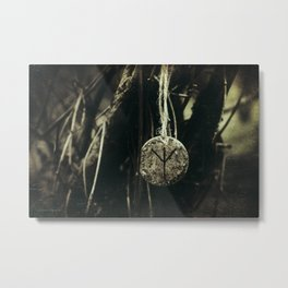 Algiz  Metal Print