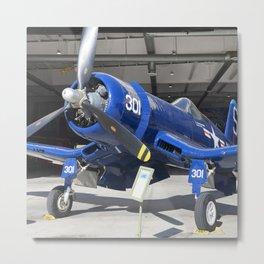 World War II United States Army Air Forces Plane Metal Print