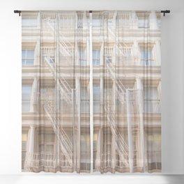 Soho Ombe Sheer Curtain