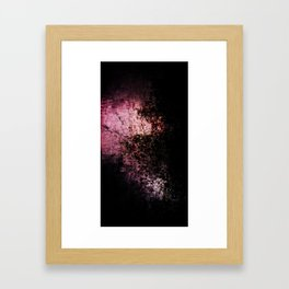 Ombrydation Framed Art Print