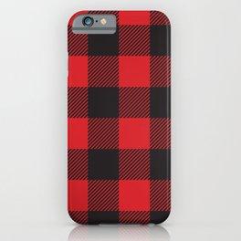 I'm a Lumberjack… iPhone Case