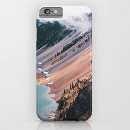 Crater Lake Colors iPhone Case
