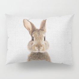 Rabbit - Colorful Kissenbezug