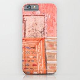 Marrakech Markets iPhone Case