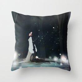 Healer of Hurts Throw Pillow