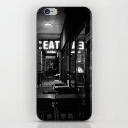 Late Night Eats iPhone Skin