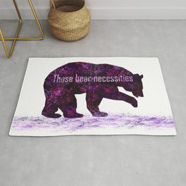 Bear Necessities Rug