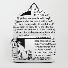 Good Wife's Guide Backpack