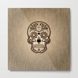 Skull 615 Metal Print