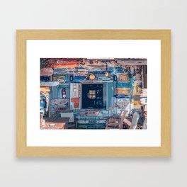 When in Bahamas Framed Art Print