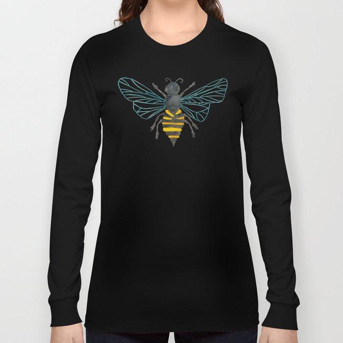 Honey Bee Langarmshirt