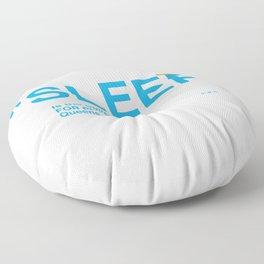 """SLEEP"" Floor Pillow"