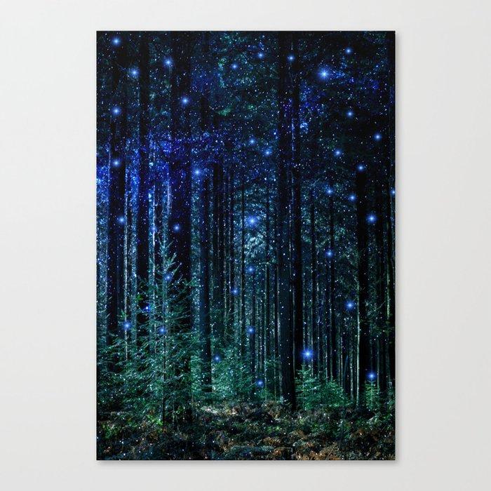 Magical Woodland Leinwanddruck
