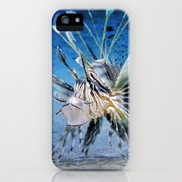 Common Lionfish iPhone Case
