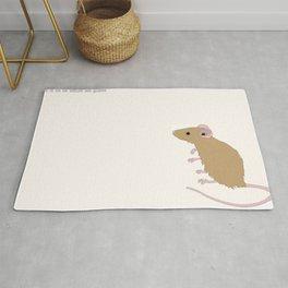 Modest Mouse Rug