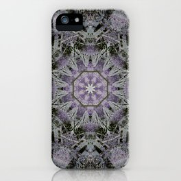 """""""Ring around the Madrone's"""" Pacific Madrone reflection iPhone Case"""