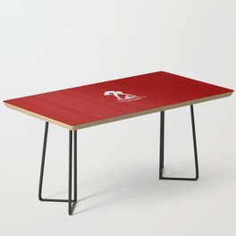 Running from Zombies Coffee Table