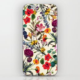 Magical Garden V iPhone Skin