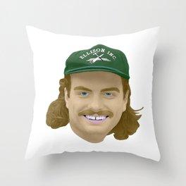 Mac DeMarco - Good Molestor Throw Pillow