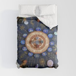 Wheel Of The Year Comforters