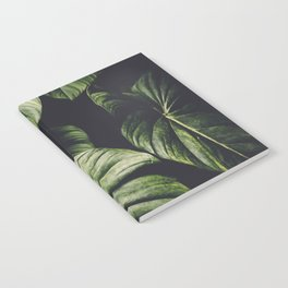 Monstera Madness Notebook