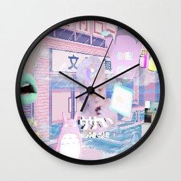 めちゃくちゃ可愛い !!  Wall Clock