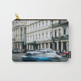 Speeding Through Time Carry-All Pouch
