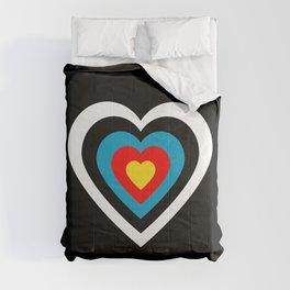 Love archery Comforters