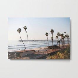 San Clemente Metal Print