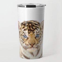 Tiger Baby Travel Mug