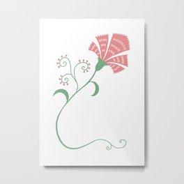 Wild Flower Metal Print