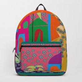 Morocco Backpack