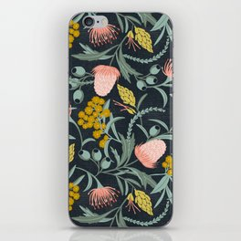 Flora Australis iPhone Skin