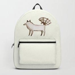 """I'm So Happy"" - Dog Backpack"
