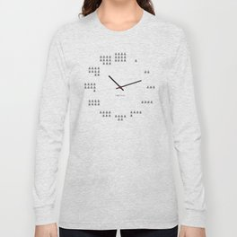 Time Flies Long Sleeve T-shirt