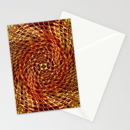Honey Bee Hive Stationery Cards