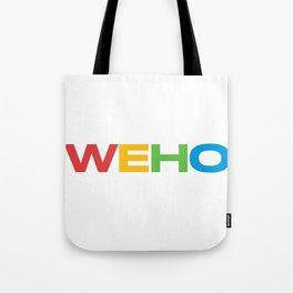 WEHO Tote Bag