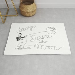 It's a Wonderful Life - George Lassos the Moon Rug