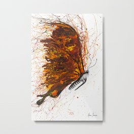Power and Passion Metal Print