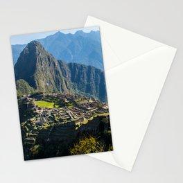 Machu Picchu Part 2 Stationery Cards
