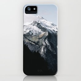 Pico de Otal iPhone Case