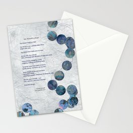 My Thread is a Rope Stationery Cards