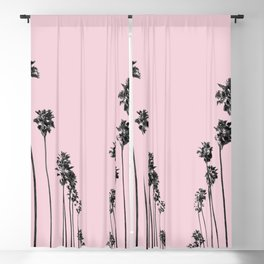 Palm trees 13 Blackout Curtain