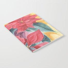 Poinsettia 2 Notebook