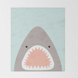 shark attack Decke