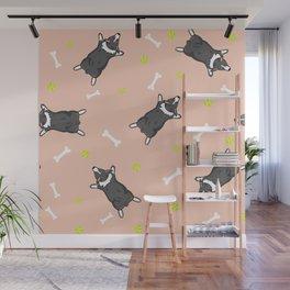 Pink Sploot Wall Mural